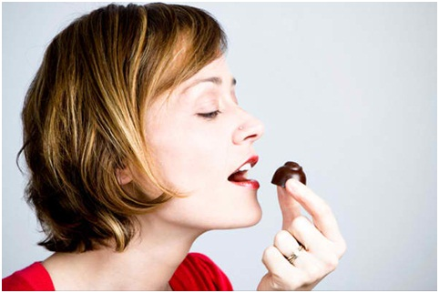 Chocolate Eater 5 Easiest Jobs in the World